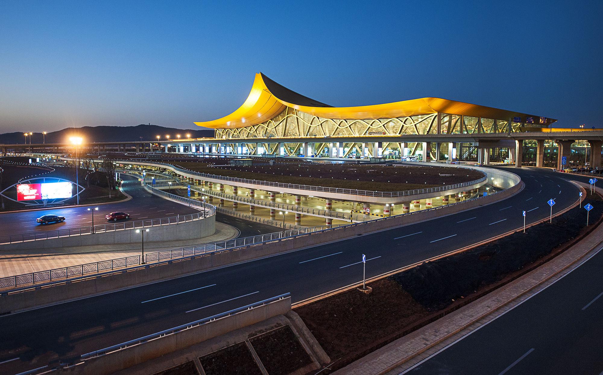 昆明新機場